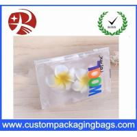 Buy cheap Printed Gravure Printing Pvc Cosmetic Bag Custom Packaging Bags For Underwear from wholesalers
