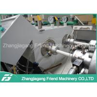 Cheap PLC Control Electric Pvc Pipe Making Machine , Pipe Extrusion Equipment for sale