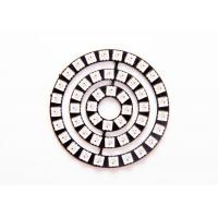 Cheap Digital Addressable LED Module , RGB High CRI LED Module With WS2812 SMD 5050 Chip for sale