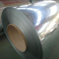 Buy cheap SGCD2 Hot Dip Galvanized Steel Coil , Construction / Base Metal Used from wholesalers