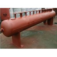 Cheap 0.5MPa Shell And Tube Heat Exchange Equipment Carbon Steel Q345R Material for sale