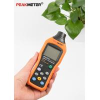 Cheap Hand Held Environmental Meter Non Contact Digital Tachometer Max Speed Rotation Tester for sale