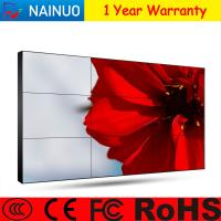 Cheap FHD 55 Inch 4K Resolution Seamless Hd Video Wall Wide Angle 3.5Mm 500Nits for sale