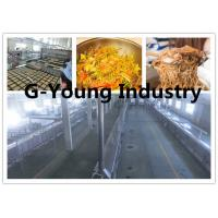 Cheap frying noodles making machines Fried Instant Noodle Machine Production Lines for sale