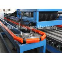 Cheap Thermal Polyurethane Sandwich Panel Manufacturing Line Rubber Double Conveyor for sale