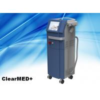 Cheap Vertical 808nm Diode Laser Hair Removal Equipment with 10 - 1500 ms Pulse Duration , CE / ROHS / FCC for sale