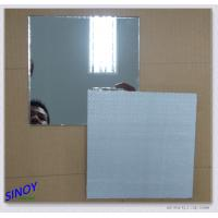 Cheap Aluminium Safety Processed Mirror Glass Decorative For Wardrobes for sale