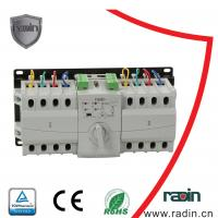 6A-63A Electric Transfer Switch Manual , Manual Electric Transfer Switch For Generator for sale