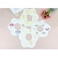 China Best Selling 6 Layers 100% Cotton Baby Bibs on sale
