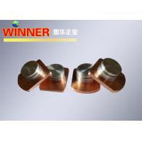 Cheap Customized Size Aluminum Copper Pole Large Contact Surface High Bonding Strength for sale