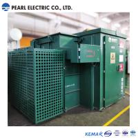 Cheap Padmounted transformer for Photovoltaic power generation, 2200 kva for sale