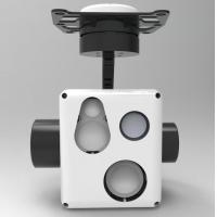 Buy cheap White Infrared Electro Optical Sensor System , Light Weight Thermal Camera from wholesalers