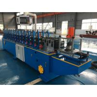 Buy cheap Fully Automatic Metal Rolling Shutters Cold Roll Forming Machine With Working from wholesalers
