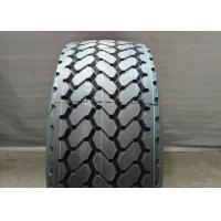 Cheap 385/55R22.5 Wide Base Truck Tires , Fuel Efficient Truck Tires Width >255mm for sale