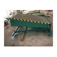 Cheap Stationary Hydraulic Dock Ramp Leveler Forklift Container Ramp Improve Working Efficiency for sale