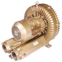Cheap 25HP Aluminium Alloy Golden Color Side Channel Air Blower for Vacuum Conveying for sale