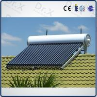 China Non pressure solar hot water heater on sale
