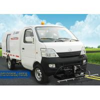 Cheap High pressure Street Cleaning Vehicles / truck mounted sweeper / pavement sweeper XZJ5020TYHA4 for sale