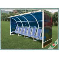 Oem Soccer Field Equipment Portable Football Substitute Bench For Vip Seats For Sale Of