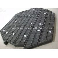 Cheap High Quality SS Drawer Demister Pads For Gas-liquid Separation Equipment for sale