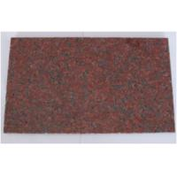 Quality 24X24 Imperial Red Granite Flooring Types Corrosion Resistant Design wholesale