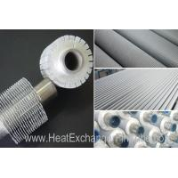 Cheap Serrated Extruded Heat Exchanger aluminum Fin Tube , A179 seamless Carbon Steel tubes for sale