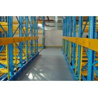 Cheap Automatic Movable Racking Systems Heavy Duty 800 X 800 MM With Guide Wheel for sale