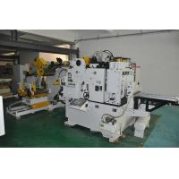 Buy cheap Fully Automatic 3 In 1 Roller Feeder Straightening Machine MAC4-600H Punching from wholesalers