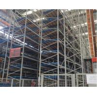 Cheap Load Pallet Storage And Retrieval System , ASRS Warehouse Storage Solutions for sale