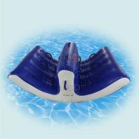 Cheap 0.9mm Pvc Inflatable Water Games , CE Certification Pump , Water Parks Out Of  Door for sale