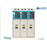Cheap Indoor Gas - Insulated Medium Voltage Switchgear 10kV GIS Ring Main Unit Cabinet for sale