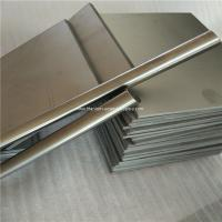 Cheap 6mm thickness Ti GR5 Grade5 Titanium alloy metal plate sheet wholesale price for sale
