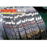 Cheap Customized Size Aluminum Metal Strips For Large Capacity Battery Anti Corrosion for sale