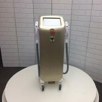 Cheap 0-5℃ 2 handles with 3000W SHR hair removal machine in best price for sale
