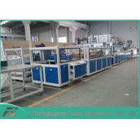 Cheap 1200mm Plastic Profile Production Line Easy Maintenance OEM / ODM Available for sale