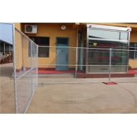 cheap 6ft Moving temporary Chain link mesh wire fencing