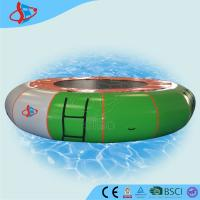 Cheap 6Meters Inflatable Sports Gmes , Inflatable Water Trampoline , Inflatable Playgrounds for sale