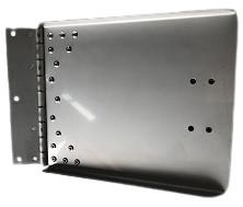 Cheap SS316 11x9 Boat Trim Tab Kit Custom stainless steel stamping parts in Marine Components for sale