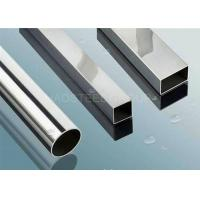 2205 2507 904L 25SMo Duplex Stainless Steel 304 Tube With SGS BV Approved