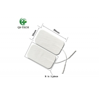 Cheap TENS/EMS Unit Electrode Pads 5x9cm Replacement Pads Electrode Patches for Electrotherapy for sale