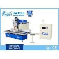 Buy cheap Automatic Sink Seam Welding Machine , Basin / Wash Tank DC Seam Welder from wholesalers