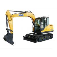 Advanced Hydraulic System Earthmoving Machinery XE75D Excavator