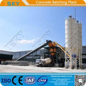 Cheap Pipe Piles Bridge Precast 3.8m Concrete Mixing Plant for sale