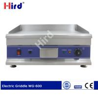 Buy cheap CE Electric griddle Cast iron flat griddle Professional griddle for kitchen from wholesalers