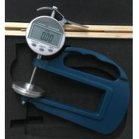 Cheap Sponge Thickness Gauge, Digital Foam Thickness Tester, Ultrasonic Thickness Gauge RFT102 for sale