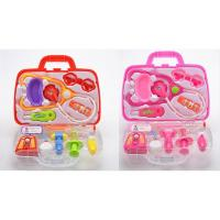 Cheap Children's Medical Case Toy Stethoscope Playset , Doctors And Nurses Play Set for sale