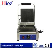 Buy cheap Electric panini grill Contact grill with removable plates Grill panini DG-811 from wholesalers