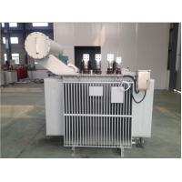 35KV Three Phase Oil Immersed Transformer Easy Maintenance For Power Station