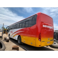 Cheap RHD 6 Cylinders Used Zhongtong LCK6118 49 Seats Tour Bus for sale