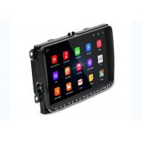 Cheap DC12V Dual  Touch Screen Car DVD Player / 9 Inch Android Car Stereo for sale